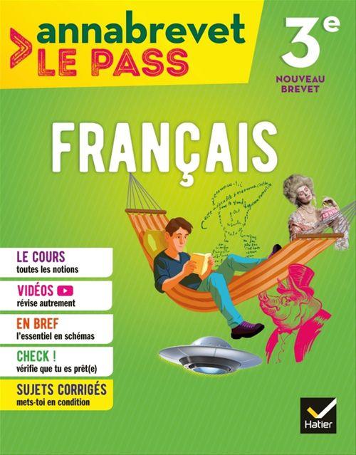 Annabrevet Le Pass - Français 3e