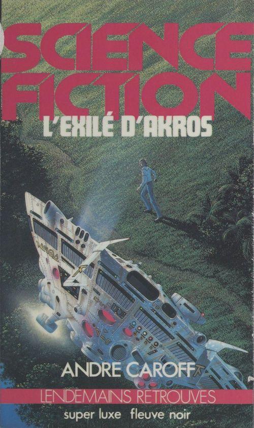 l'exile d'akros