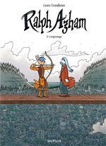 Couverture de Ralph Azham - Tome 11 - L'Engrenage