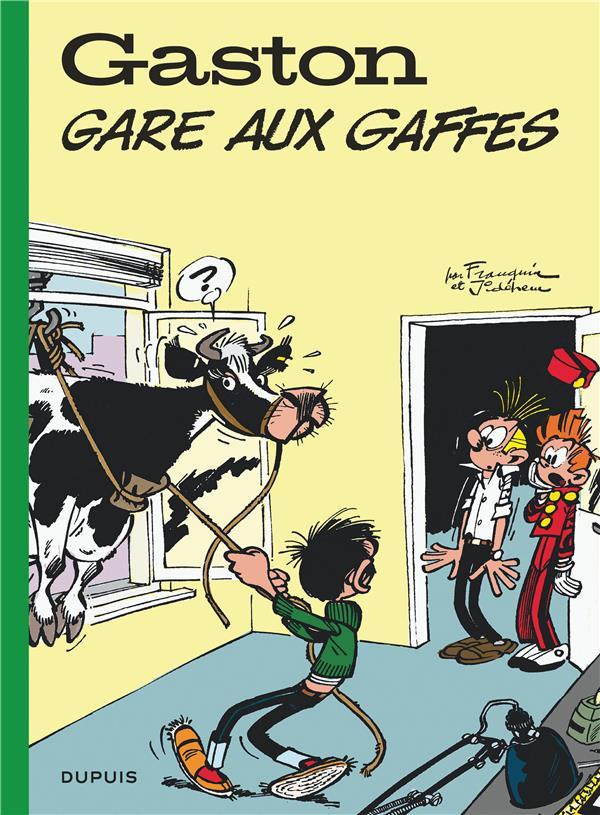 GASTON T.2  -  GARE AUX GAFFES