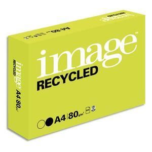 RAMETTE A4 IMAGE RECYCLED 80GR