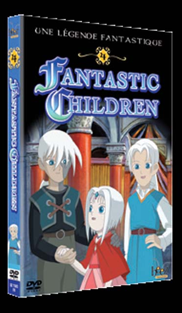 Fantastic Children, Vol. 4