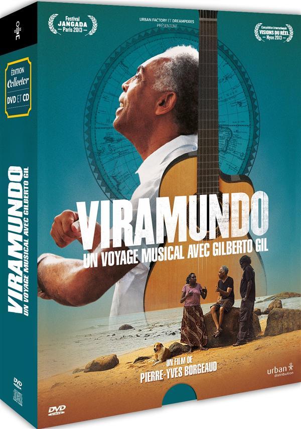 Viramundo : Un voyage musical avec Gilberto Gil