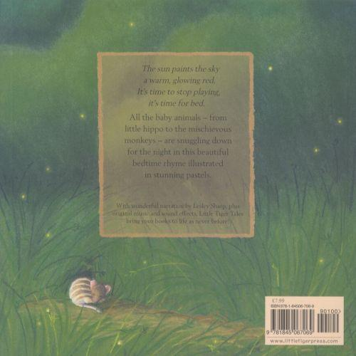 Snuggle Up, Sleepy Ones ; Picture Book and CD Set