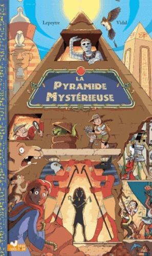 La pyramide mystérieuse