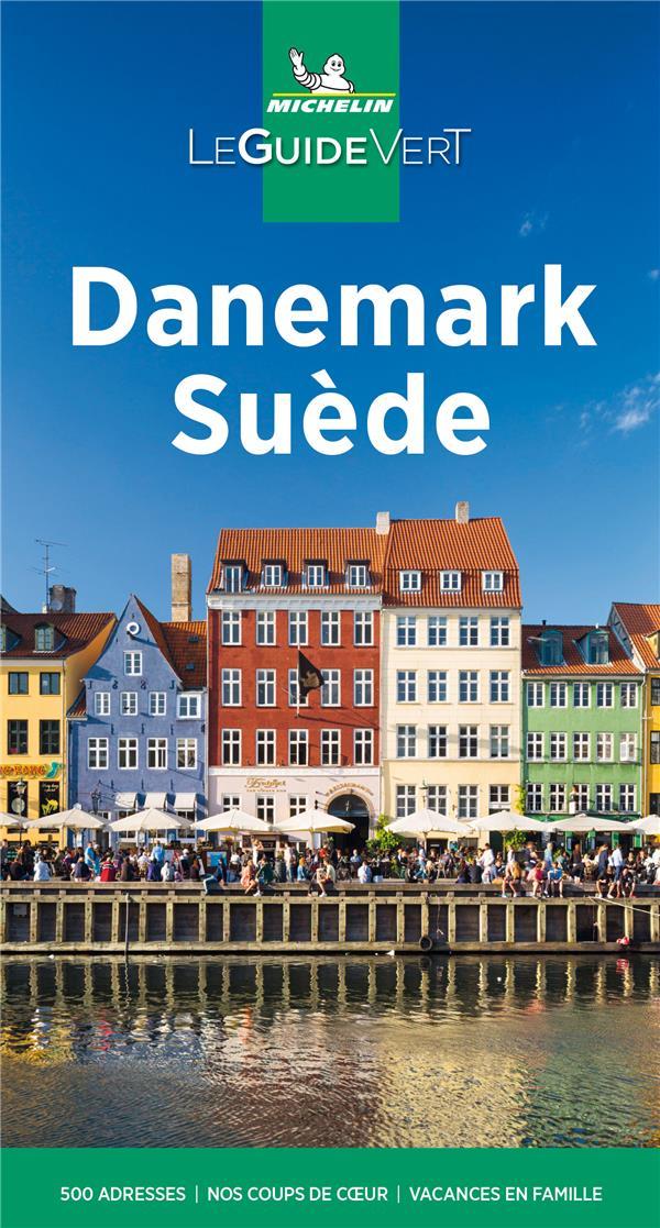le guide vert ; Danemark, Suède (édition 2021)