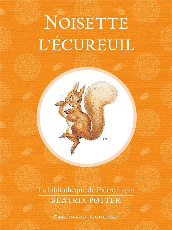 Noisette l'écureuil