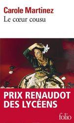 Vente Livre Numérique : Le coeur cousu  - Carole Martinez
