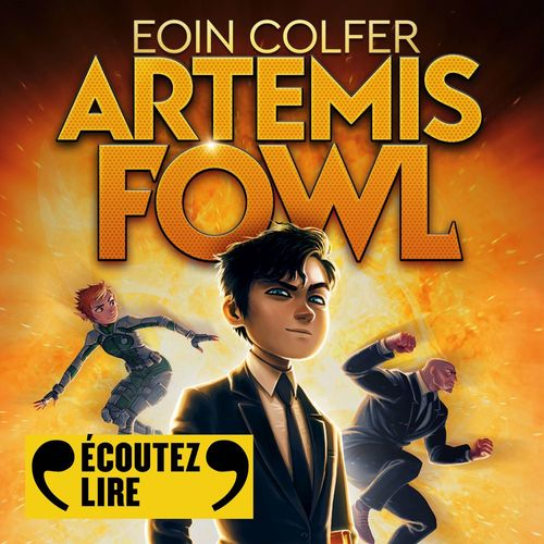 Artemis Fowl ; COFFRET