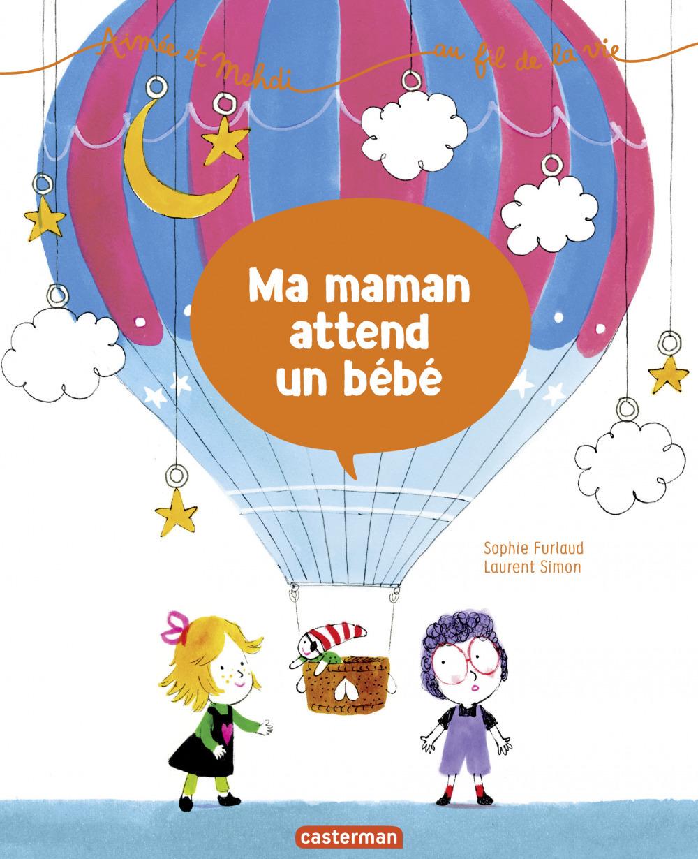 Vente EBooks : Aimée et Mehdi... au fil de la vie (Tome 2) - Maman attend un bébé  - Sophie Furlaud