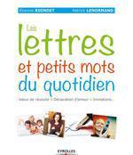 Vente Livre Numérique : Les lettres et petits mots du quotidien  - Patrick Lenormand - Étienne Riondet