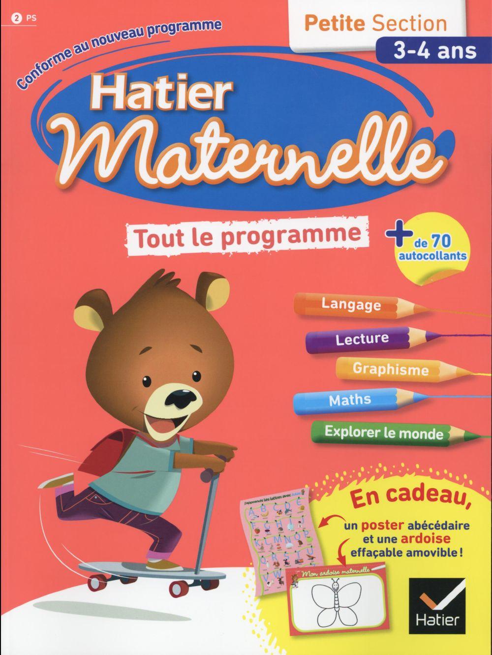 Hatier Maternelle ; Tout Le Programme ; Petite Section