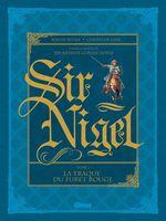 Vente EBooks : Sir Nigel T.2 ; la traque du furet rouge  - Roger Seiter