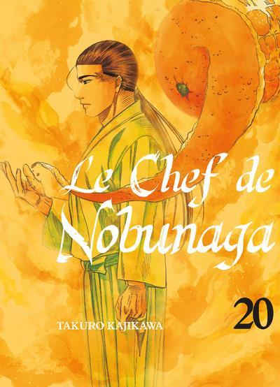 Le chef de Nobunaga T.20