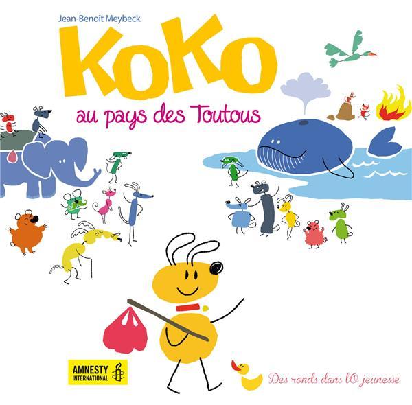 Koko au pays des toutous