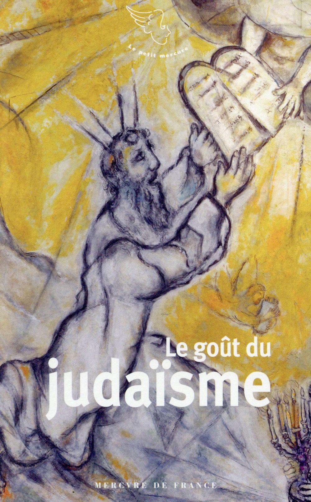 Le goût du judaïsme