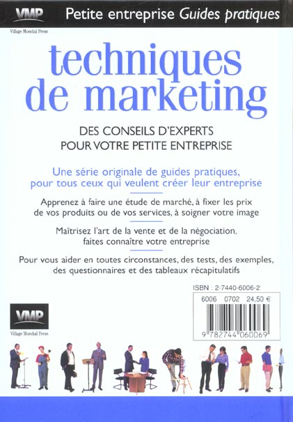 Techniques de marketing