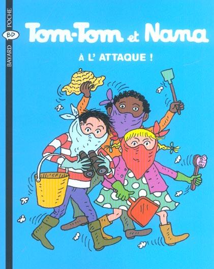 Tom-Tom et Nana T.28 ; à l'attaque !