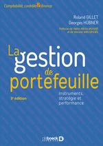 Vente Livre Numérique : La gestion de portefeuille  - Georges Hübner - Roland Gillet