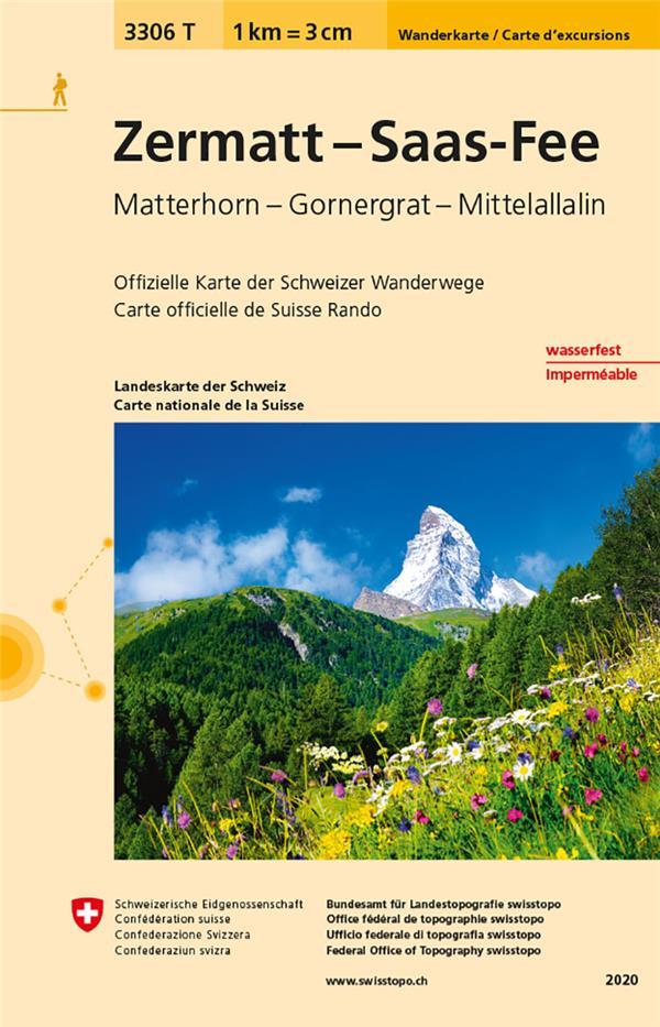 3306T ;Zermatt-Saas Fee
