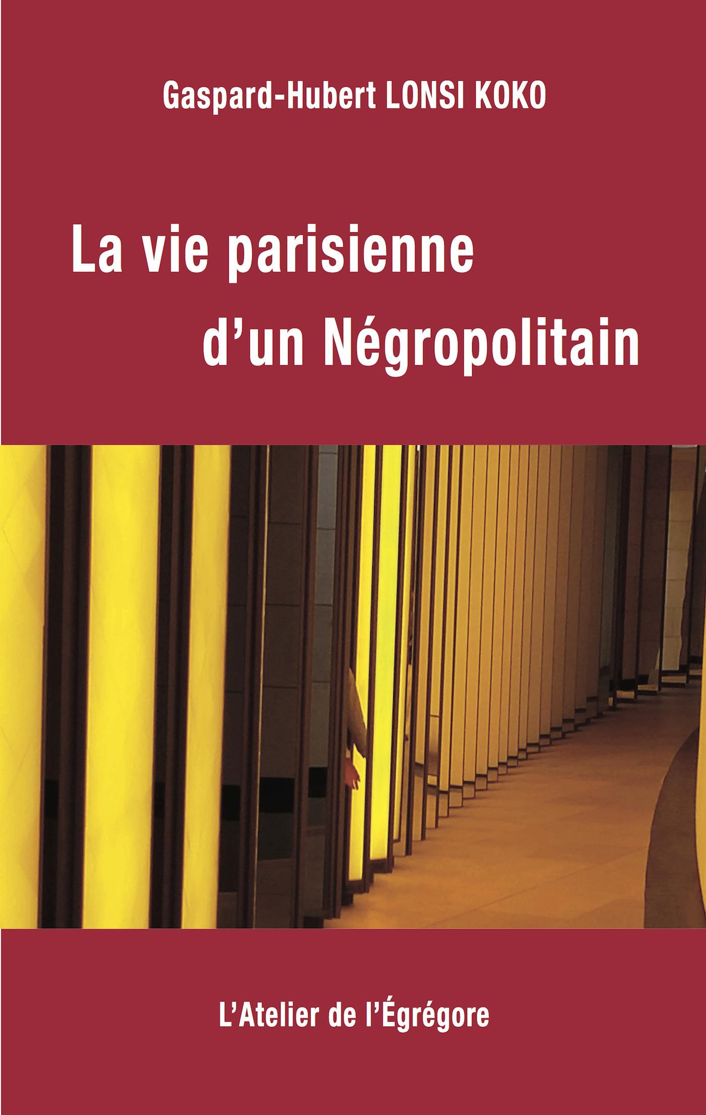 La vie parisienne d'un Négropolitain  - Gaspard-Hubert Lonsi Koko