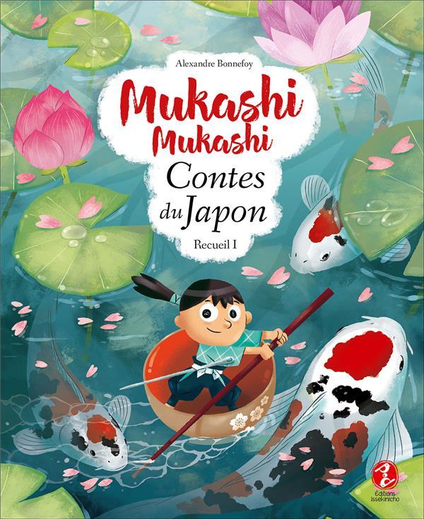 Mukashi mukashi ; contes du Japon t.1