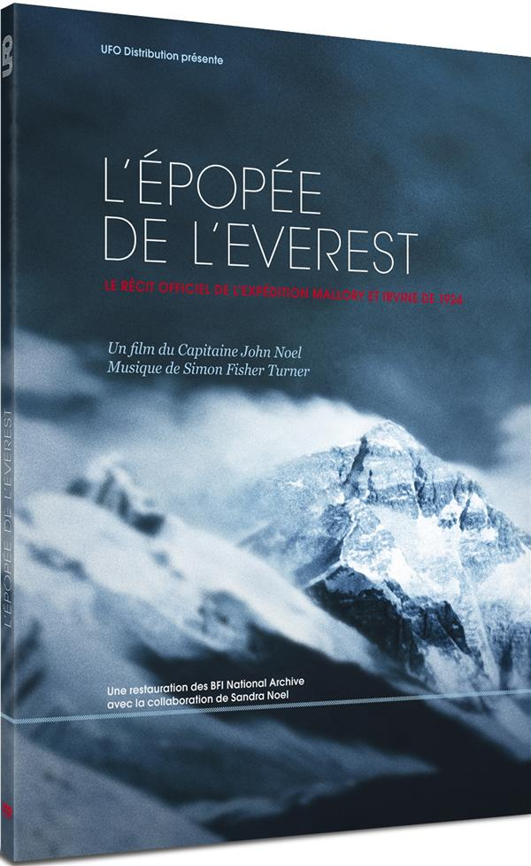 l'épopée de l'Everest