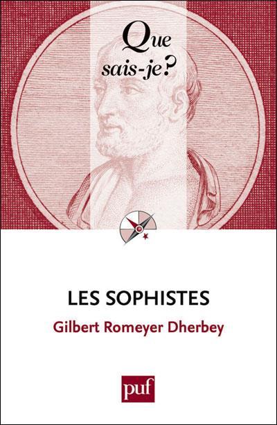 Les sophistes (8e édition)