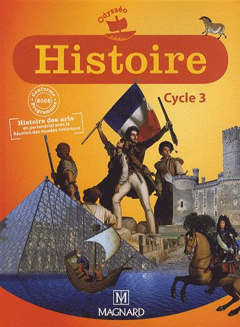 Histoire Cycle 3 Manuel Eleve