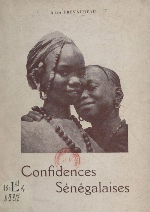 Confidences sénégalaises