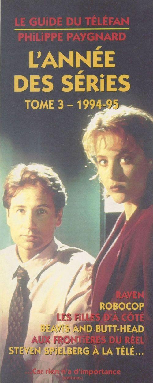 L'année des séries (3) : 1994-95