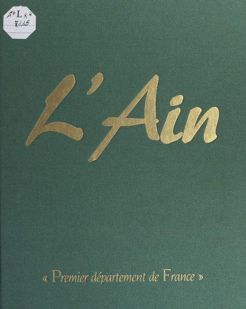 L'ain - premier departement de france