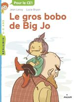 Vente EBooks : Le gros bobo de Big Jo  - Jean Leroy