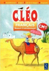Cleo; Francais ; Cm1 ; Manuel (Edition 2010)