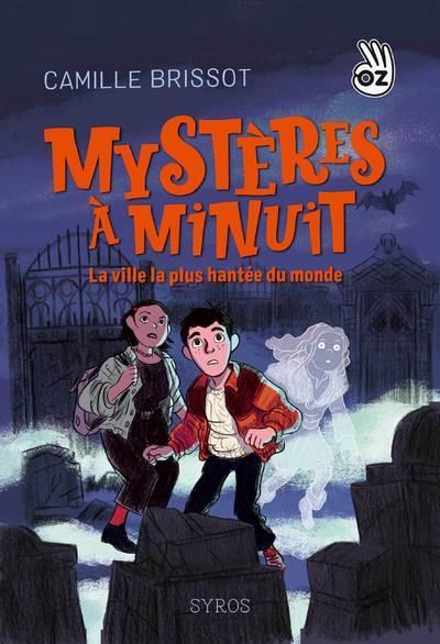 MYSTERES A MINUIT BRISSOT/CHAPRON