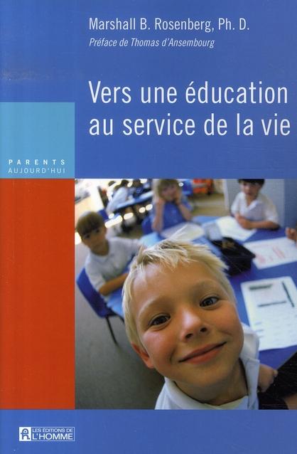 vers une éducation au service de la vie