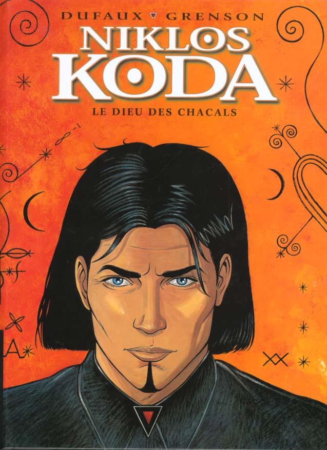 Niklos Koda T.2 ; le dieu des chacals