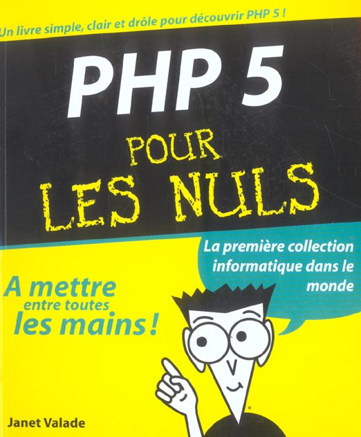 Php 5 Pour Les Nuls