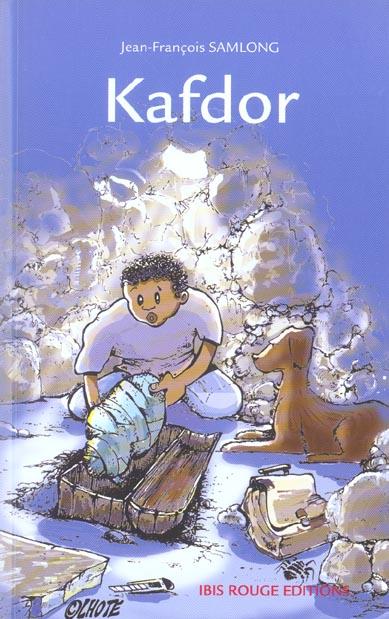 Kafdor - roman