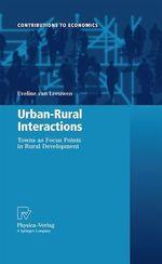 Urban-Rural Interactions  - Eveline Van Leeuwen