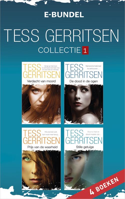 Tess Gerritsencollectie - 1