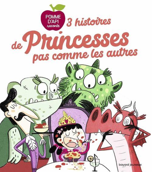 Vente EBooks : 3 histoires de princesses pas comme les autres  - Pascal Brissy  - Sophie Forte  - Sylvain Zorzin