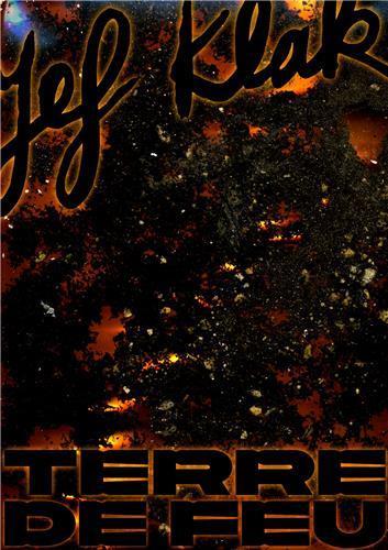 Jef klak n.7 ; terre de feu