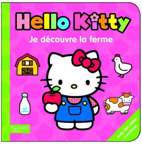 Je Decouvre La Ferme Avec Hello Kitty