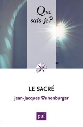 Le sacré (6e édition)