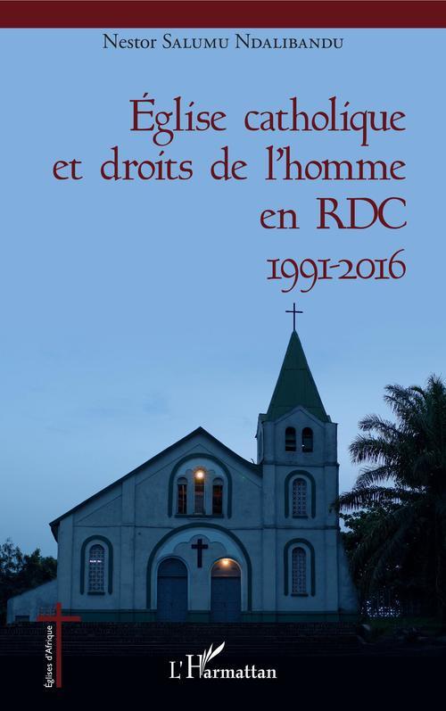 Eglise catholique et droits de l'homme en RDC