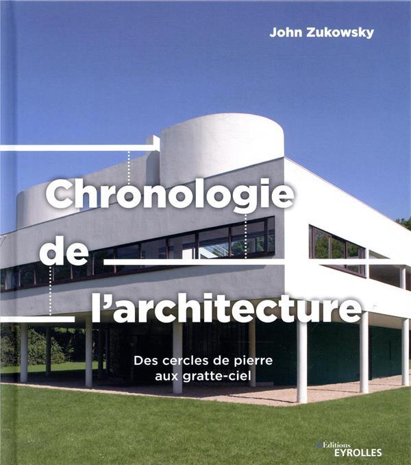 Chronologie de l'architecture ; des cercles de pierre aux gratte-ciel