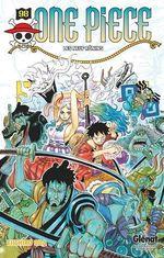 One Piece - édition originale T.98 ; les neufs rônins  - Eiichiro Oda