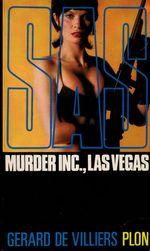 Vente EBooks : SAS 32 Murder Inc., Las Vegas  - Gérard de Villiers