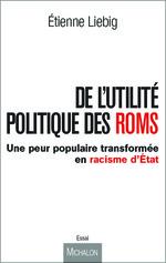 Vente Livre Numérique : De l'utilité politique des Roms  - Etienne Liebig